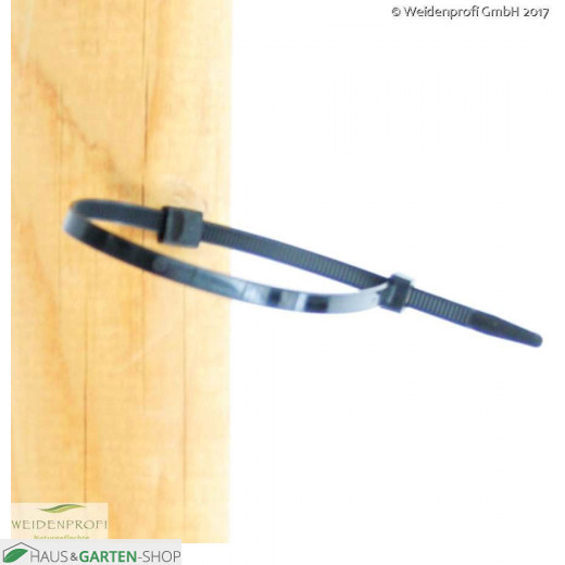 Kabelbinder mit Einschlagdübel