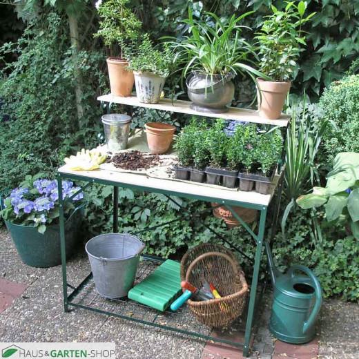 Pflanztisch - Hampton - im Garten