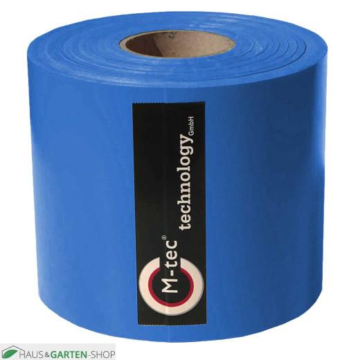 PVC Sichtschutzstreifen | Rolle in enzianblau
