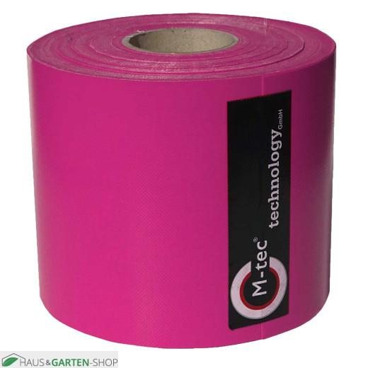 PVC Sichtschutzstreifen | Rolle in pink