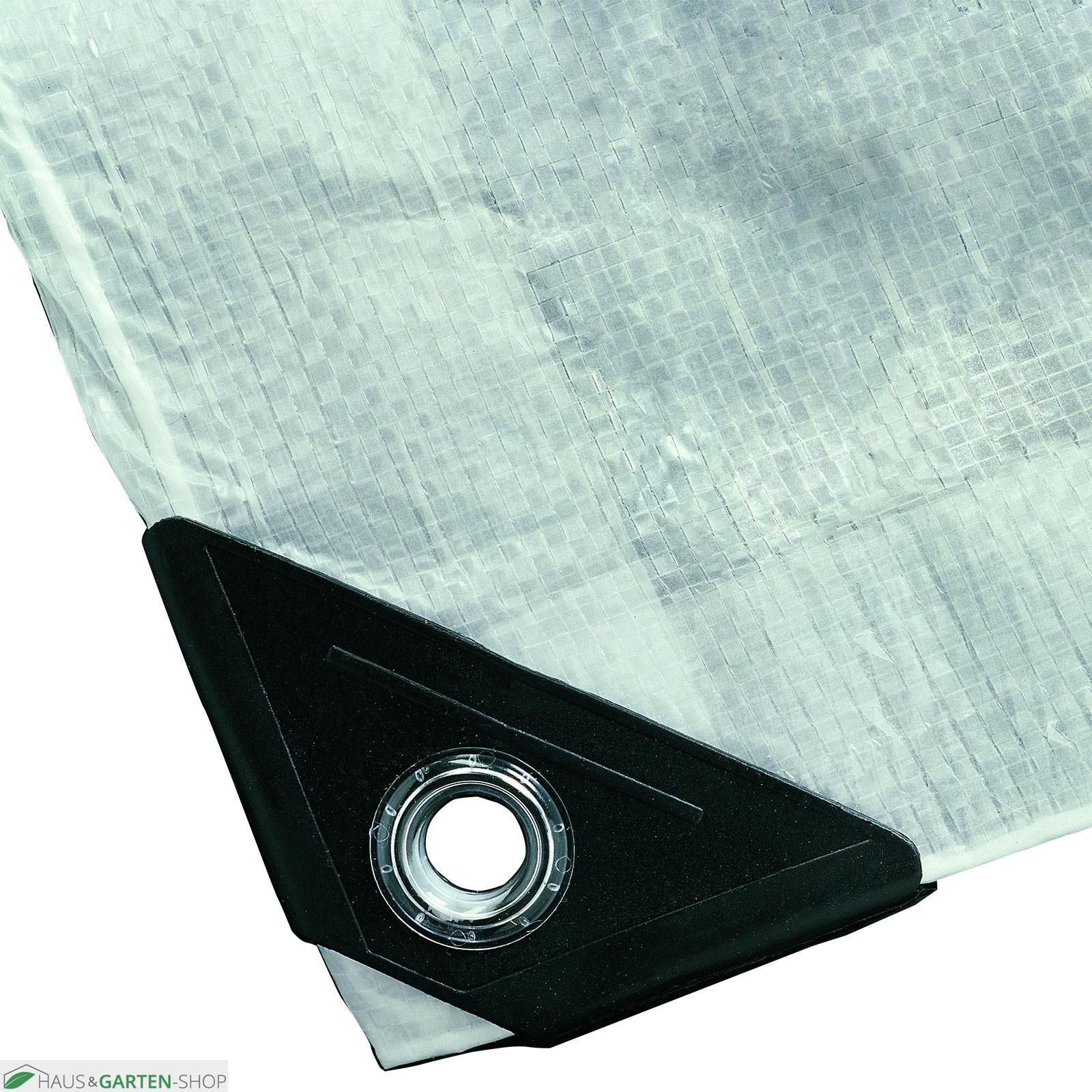 abdeckplane gewebe 200g m wei mit sen uv best ndig. Black Bedroom Furniture Sets. Home Design Ideas