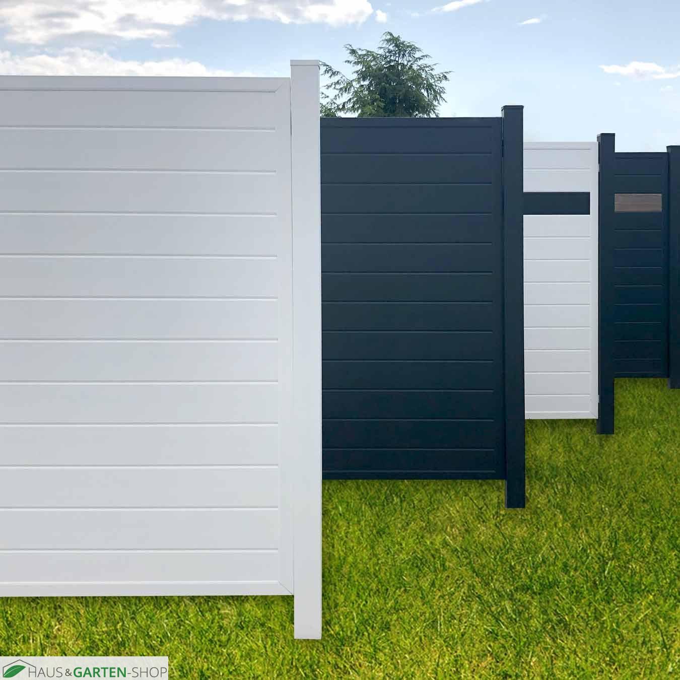 Zaunelemente Zaunelemente Mit Sichtschutz Fur Aussenbereiche