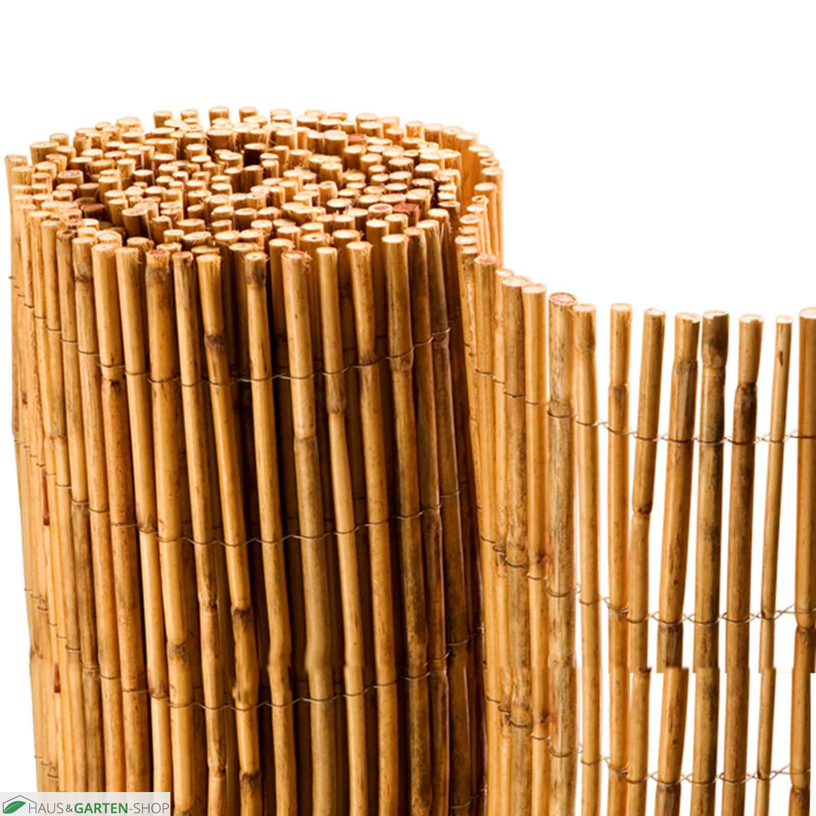 bambusmatte bangkog bambus sichtschutz verzinkten draht. Black Bedroom Furniture Sets. Home Design Ideas