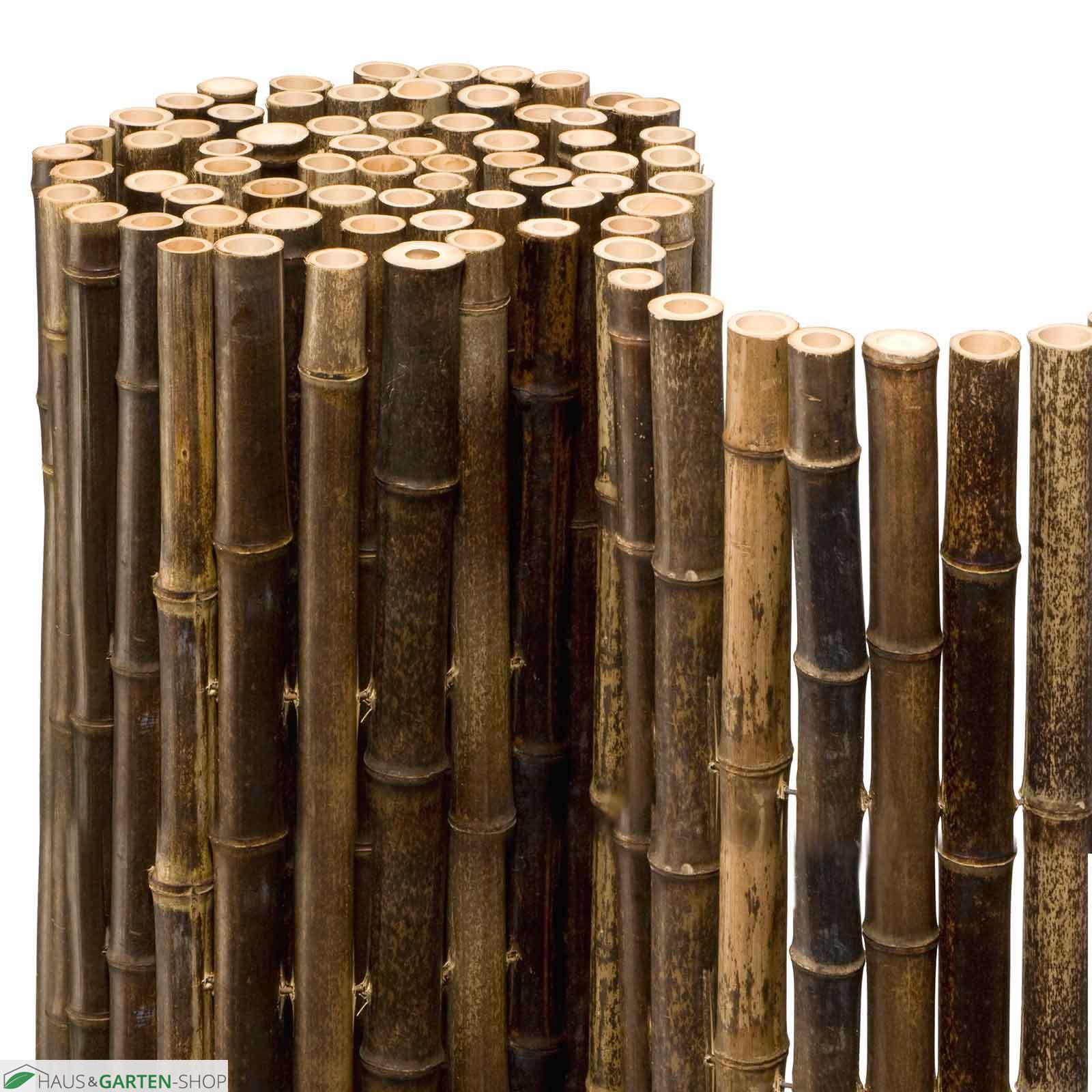 noor bambusmatte kapstadt black edition gewachsener naturbambus. Black Bedroom Furniture Sets. Home Design Ideas