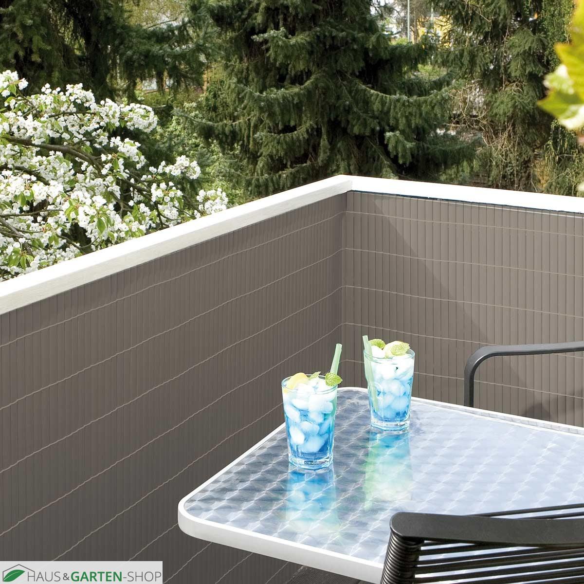 Kunststoffmatte Fur Balkone Farbe Taupe