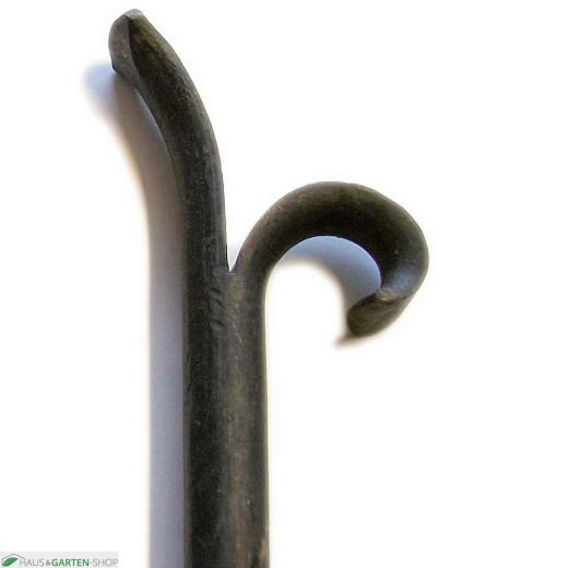 Gardinenstange - Typ Harpoon - hangeschmiedet