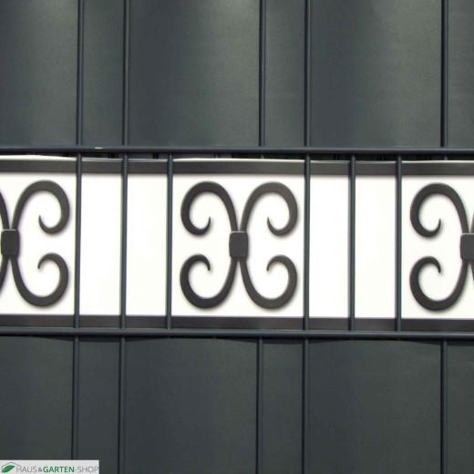 PVC Design Zaunstreifen - Motiv Merano