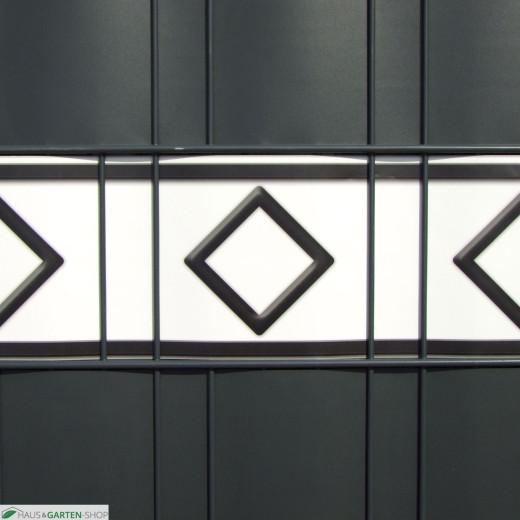 PVC Design Streifen Motiv Hamburg | 3 Streifen