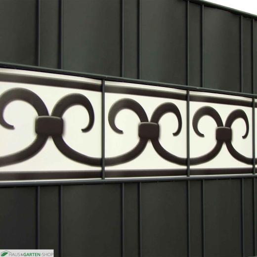 Weich-PVC Designstreifen mit Motiv Prag | 3 Streifen