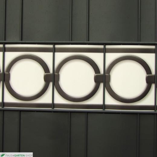 PVC Designstreifen mit Motiv Berlin | 3 Streifen