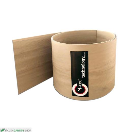 Hart-PVC Sichtschutzstreifen | Holz-Dekor