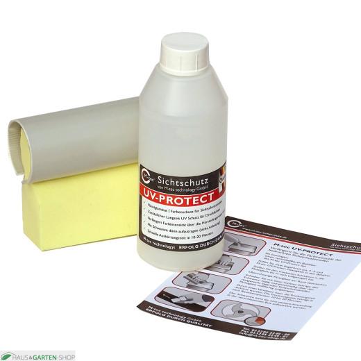 M-tec UV-Protect Flüssiglaminat im Set