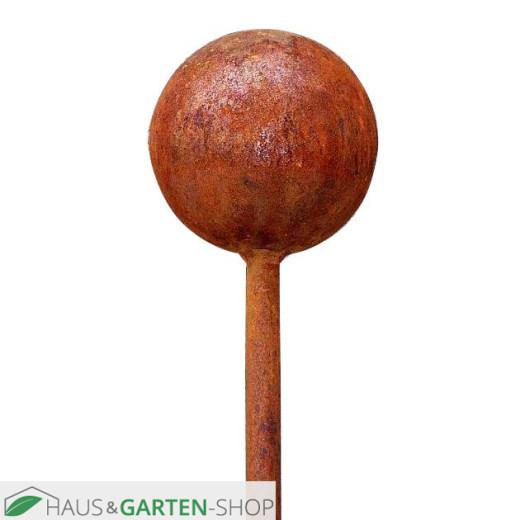 Gartenrosenstab  - Rankgerüst Typ Sussex - Rostpatina