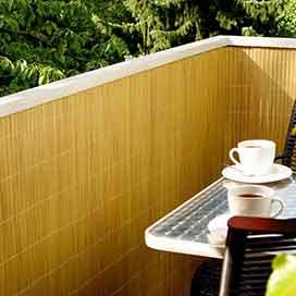 sichtschutz balkonsichtschutz aus pvc sichtschutzmatten als balkonsichtschutz neue farben. Black Bedroom Furniture Sets. Home Design Ideas