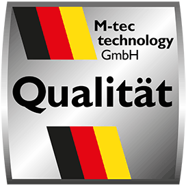 M-tec Qualität Made in Germany