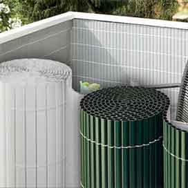 sichtschutz pvc medium size of sichtschutz plastik balkon. Black Bedroom Furniture Sets. Home Design Ideas