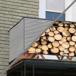 Metall | Holz Motiv Planen