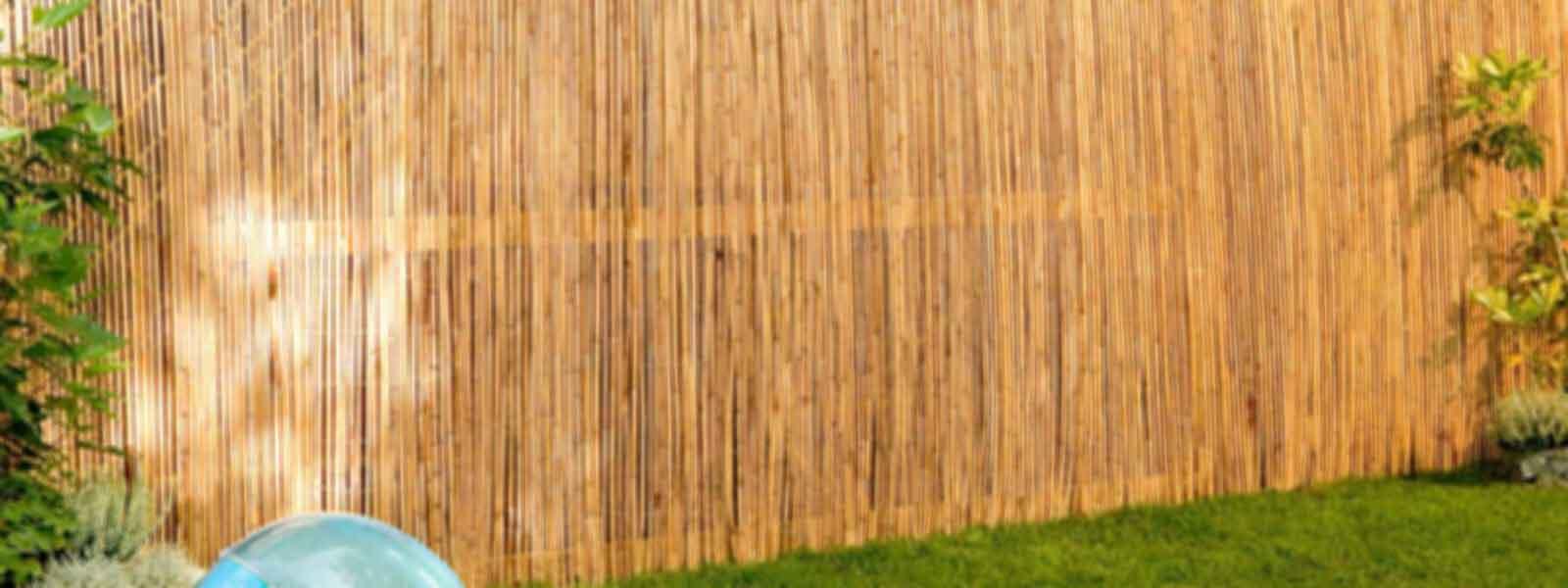 bambusmatten sichtschutzmatten bambussichtschutz. Black Bedroom Furniture Sets. Home Design Ideas
