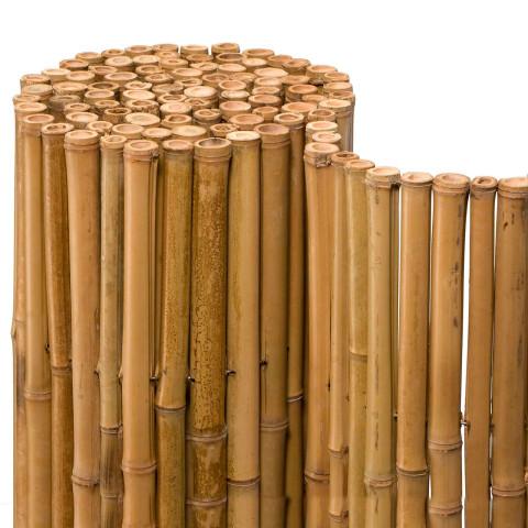 Bambusmatte Tropez Bambus / Sichtschutz