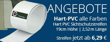 Hart-PVC-Streifen Haus & Gartenportal