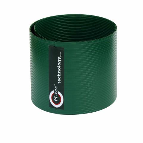 M-tec Hart PVC Sichtschutzstreifen - moosgrün
