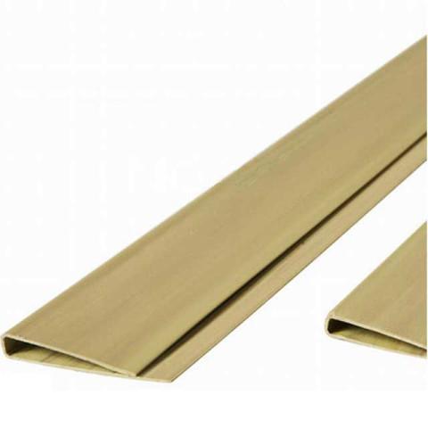 Abdeckprofil für PVC Kunststoffmatten - bambus