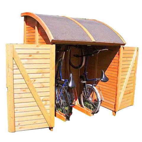Bikeport - Fahrradunterstand