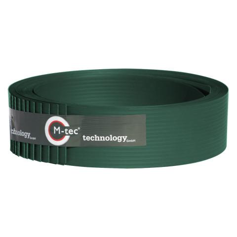 Hart - PVC Zaunblendstreifen moosgrün 9,5cm
