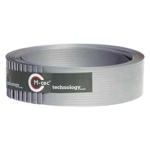 Hart - PVC Zaunblendstreifen lichtgrau 9,5cm