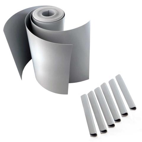 M-tec Profi-line ® Komfort Pack anthrazit inklusive Klemmschienen