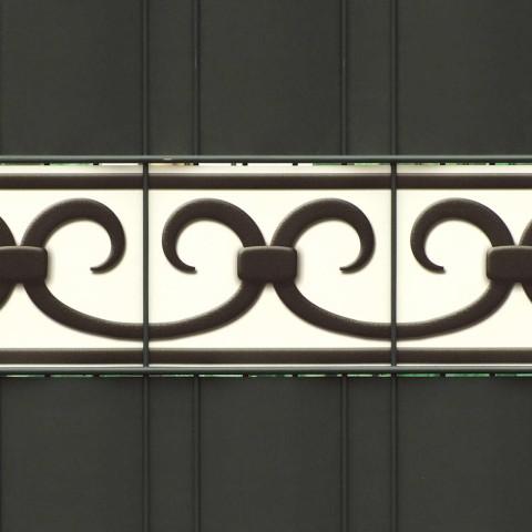 Weich-PVC Designstreifen mit Motiv Prag | Streifen