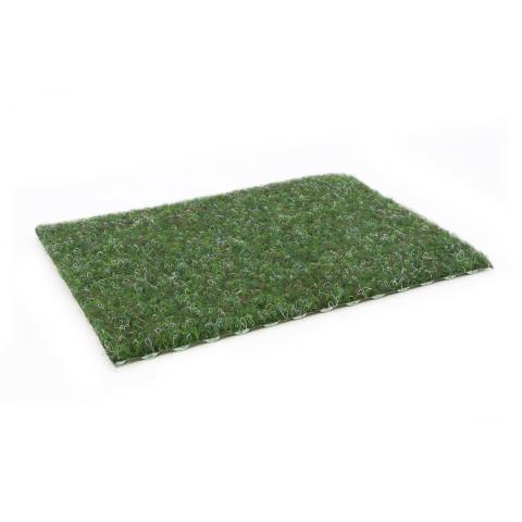 Rasenteppich Vliesrasen GREEN - Grün