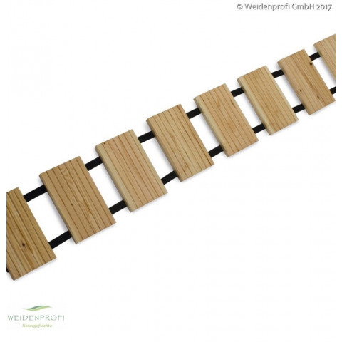Rollweg aus Lärchenholz