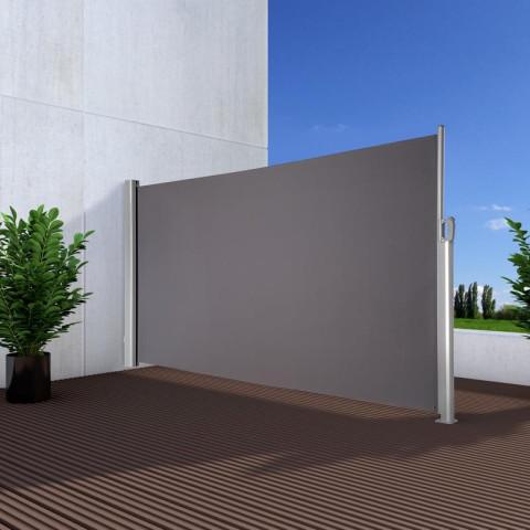 Seitenmarkise Terrasse, 1,20 x 3,50 m