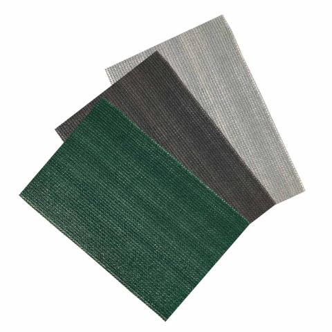Hart-PVC Musterzuschnitte Zaunstreifen