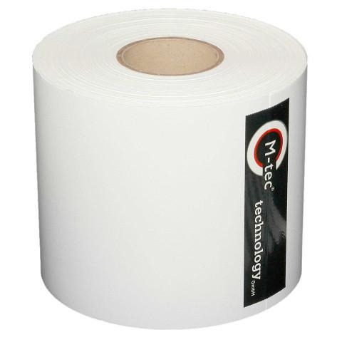 M-tec Profi -line ® PVC Streifen weiss - Rolle