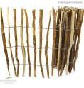 Haselnusszaun Staketen  4 - 6 cm