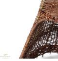 Tipi Weidenhaus - Indianer Zelt - Detailfoto