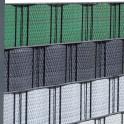 Rattangeflecht Sichtschutzstreifen B-Ware | 3 verschiedene Farben