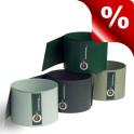 Hart PVC Zaunblendenstreifen in verschiedenen Farben als B-Ware