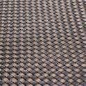 Detail PVC Rattangeflecht