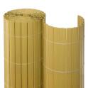 PVC Balkonsichtschutzmatte Rolle Bambus