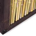 Bambuselemente Frame-line - Detail