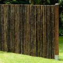 Bambusmatte Kapstadt / Sichtschutzzaun im Garten