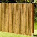 Bambusmatte Tropez Bambus / Sichtschutzzaun