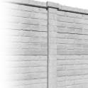 Klassik-Steinpfosten Zwischenpfosten 245x12x12,5