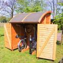 Bikeport - Fahrradunterstand - geöffnet