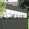 Dortmunder Stadt-Motiv für den Gittermattenzaun