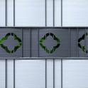 Dekorstreifen aus Hart-PVC | Ziermotiv Florenz