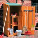 Geräteschrank einfache Breite als Gartenschrank